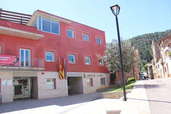 Castellví - Ple - Política