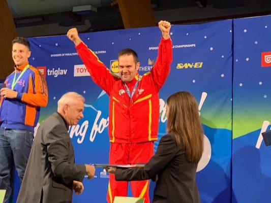 La Bústia - Jordi Morales - campió del món - Esparreguera - Sant Andreu de la Barca