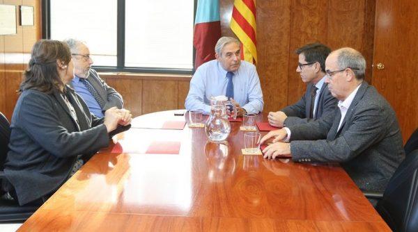 Reunió hospital Martorell i Sant Andreu