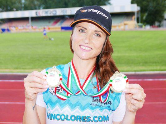 La Bústia - Sandra Corcuera campiona del món - Olesa