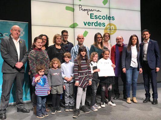 Escola Verda Josep Pla Sant Andreu