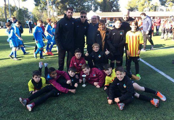 Esports - La Bústia - CF Sant Andreu de la Barca