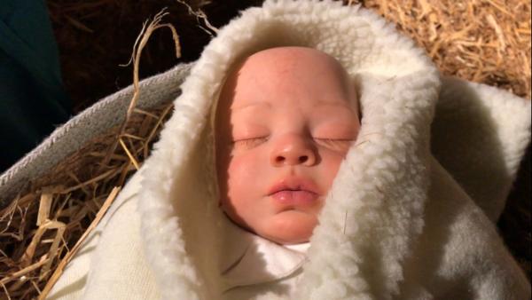 La Bústia - Nen Jesús fira nadal - Collbató 2018