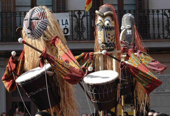 La Bústia - Perkus - Fira Nadal Nou Martorell