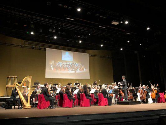 La Bustia - concert - Orquestra