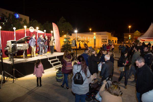 parcs de Nadal - Abrera - Gelida - Sant Andreu - La Bústia