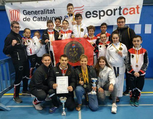 La Bústia - Esports - Taekwondo Sant Esteve