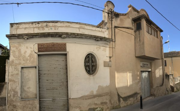 La Bústia Els Lluïsos Gelida façana