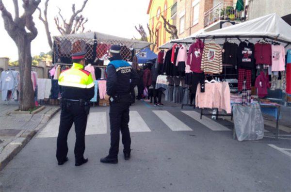 LaBustia Mossos Policia