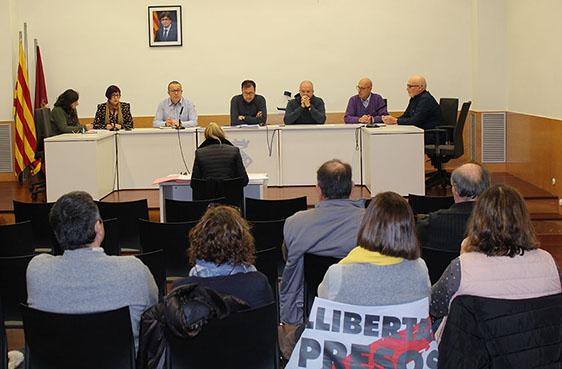 LaBustia pressupost Castellví