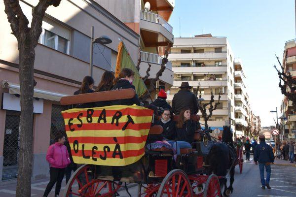 La Bústia Tres Tombs Olesa Foto Ajuntament