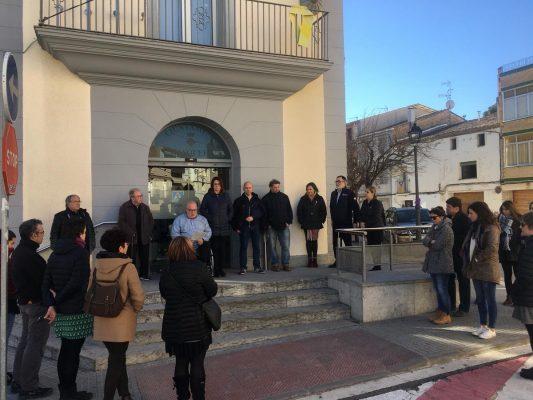 La Bústia aturada contra el judici del procés Aj Masquefa