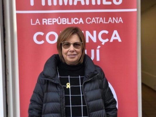 La Bustia Montse Rovira Gelida per la Republica-Primaries Catalunya