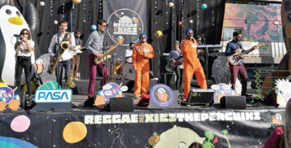 La Bustia The Penguins Reggae per Xics Musiquem Abrera