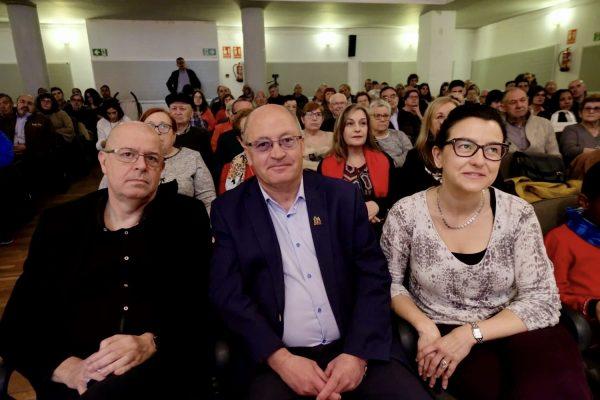 La Bustia Zaragoza Tomas Granados PSC Martorell