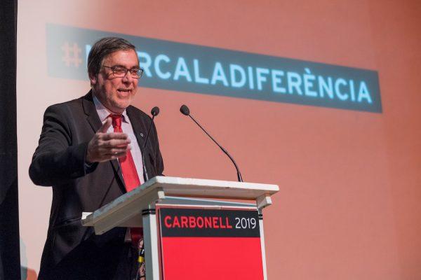 La Bustia presentacio Enric Carbonell PSC Sant Esteve