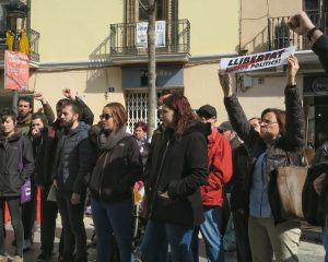 La Bustia vaga Esparreguera ajuntament Foto @EsparregueraANC