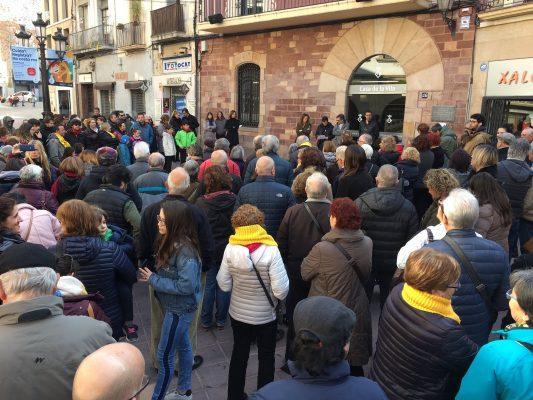 La Bustia vaga Martorell Foto @CDR_Martorell