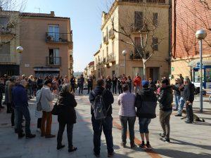 La Bustia vaga Sant Esteve Foto redaccio