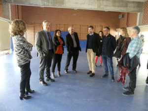 La Bustia visita Bargallo escola Ernest Lluch Abrera Foto Aj Abrera 1