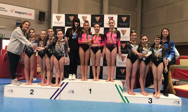 Esports - La Bustia - La Vinya Gimnàstic Club Abrera