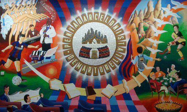 Esports - La Bustia - Penya Barcelonsita