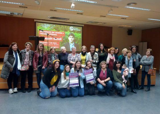La Bustia Abrera en Comu grup de dones