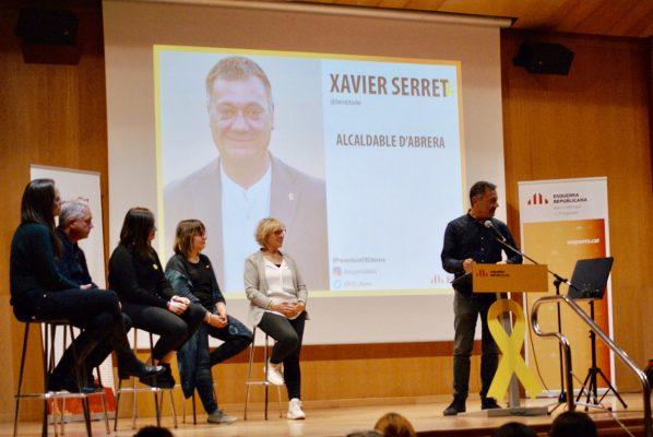 La Bustia Mada Miquel Clara Sara Mirella i Xavier ERC Abrera