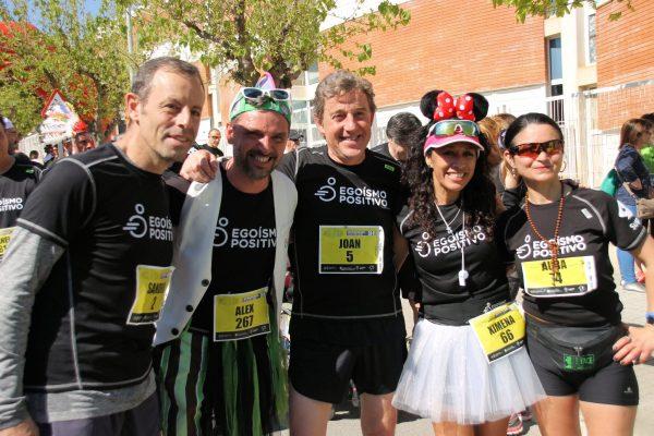 La Bustia Sandro Cursa Correr en Gran Sant Esteve Sesrovires