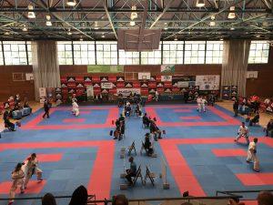 La Bustia campionat Catalunya karate 2019 Esparreguera