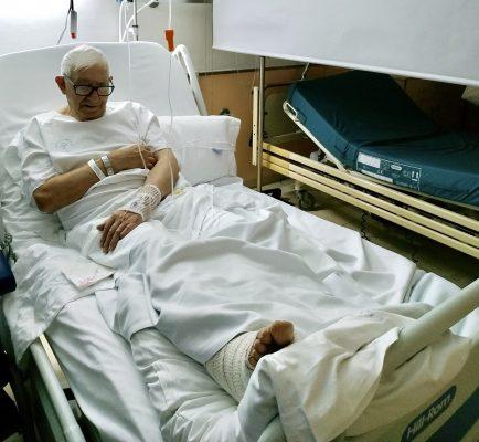 La Bustia ferit hospital per atac pitbull Abrera