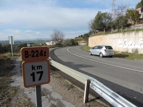 labustia b224 carretera