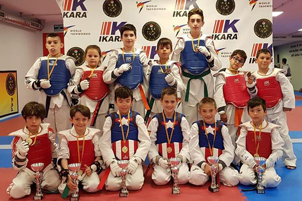 Esports - La Bustia - Taekwondo Sant Esteve