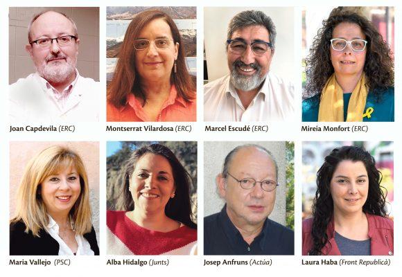 La Bustia 8 candidats eleccions generals 28 abril 2019