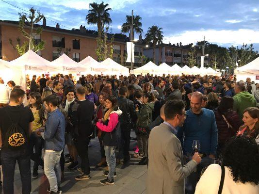 La Bustia Fira del Vi Sant Andreu