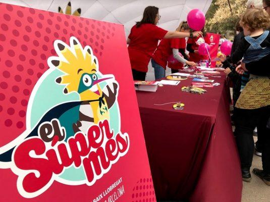 La Bustia SuperFesta SuperMes Baix Llobregat