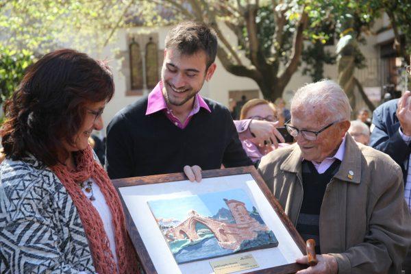 La Bustia homenatge Jordi Gargallo ERC Martorell