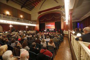 La Bustia presentacio El Casino Enric Llorca PSC Sant Andreu