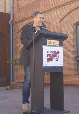 La Bustia presentacio Xavier Perez ERC Masquefa