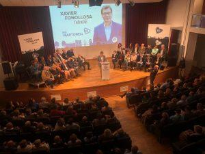 La Bustia presentacio candidatura Junts per Martorell