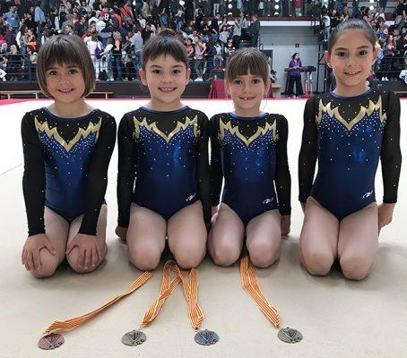 Esports - La Bustia - Club Gimnastica Olesa