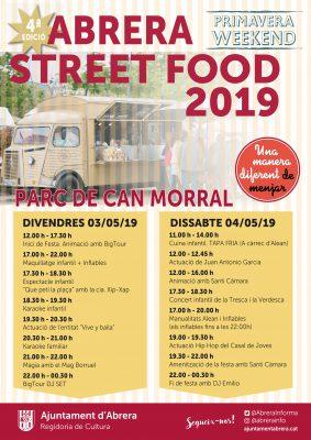 La Bustia Abrera Street Food 2019