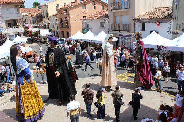La Bustia Festa Major Fira de Castellvi 2019