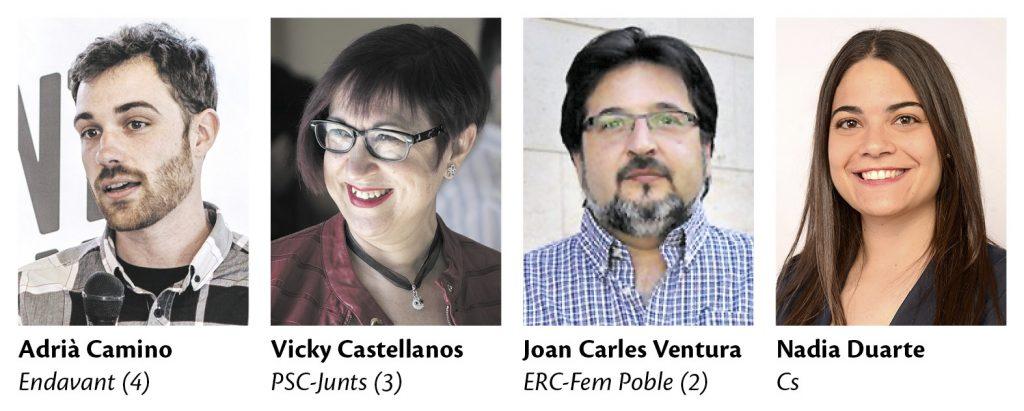 La Bustia eleccions municipals 2019 candidats Castellvi