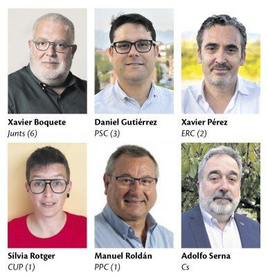 La Bustia eleccions municipals 2019 candidats Masquefa
