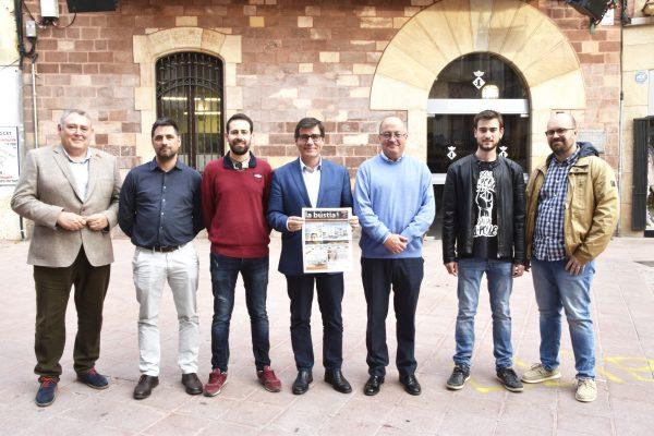 La Bustia eleccions municipals candidats Martorell 2019