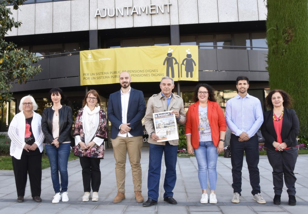 La Bustia eleccions municipals candidats Sant Andreu 2019