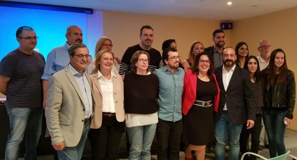 La Bustia llista Cs Sant Andreu amb diputats