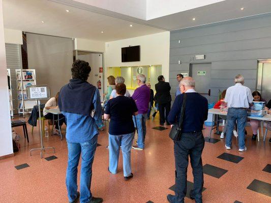 La Bustia participacio eleccions 26M 2019