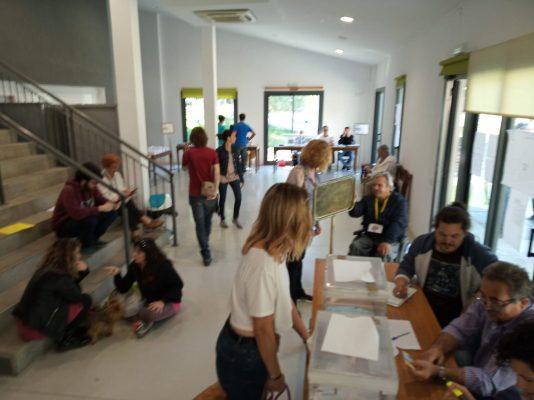 La Bustia votacions municipals 2019